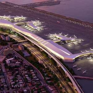 LaGuardia Airport, Terminals C and D Redevelopment