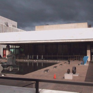 Lincoln Center, Vivian Beaumont Theater Renovations