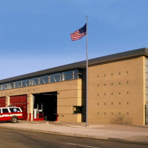 FDNY Fire and EMS Station -Staten Island, NY