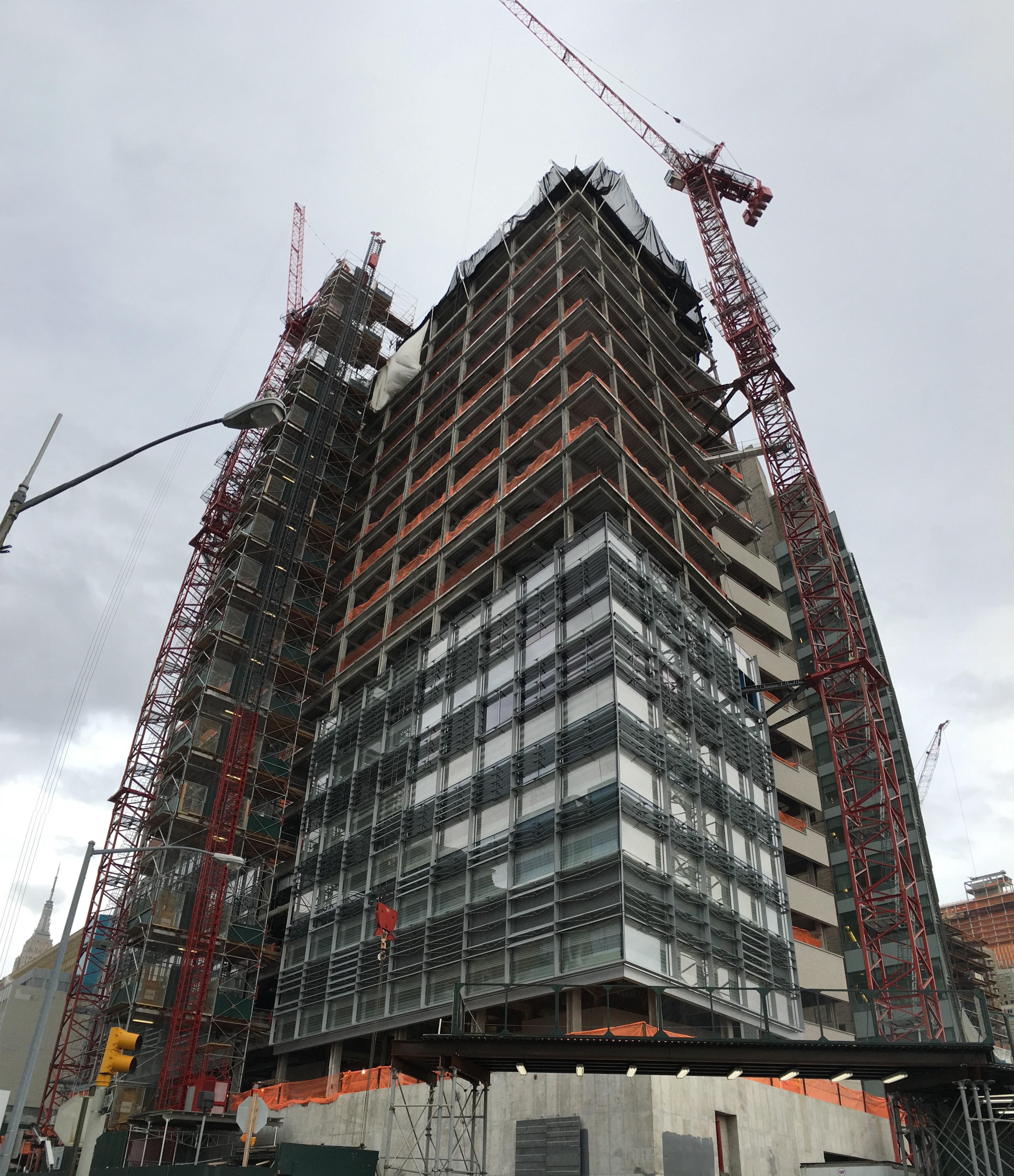 NYU Langone Medical Center, Science Building   Severud