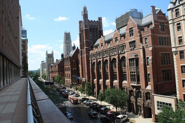 Columbia University Teachers College   Severud Associates