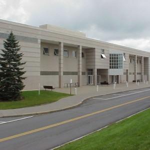 Cornell University Bartels Hall -Ithaca, NY