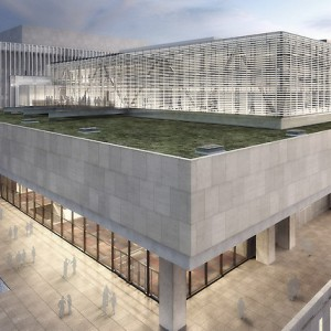 Lincoln Center, LCT3 Claire Tow Theater Addition
