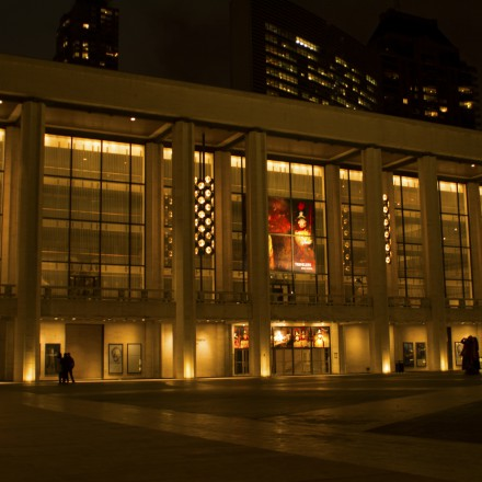 Lincoln Center David H Koch Theater
