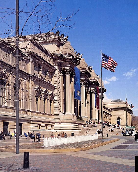 Metropolitan Museum of Art, New York, NY