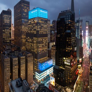 Novotel Times Square Vertical Expansion