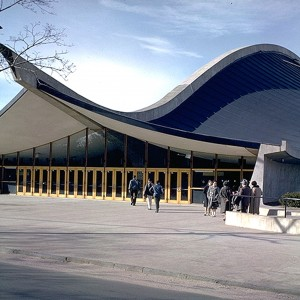 Yale University  David S. Ingalls Rink
