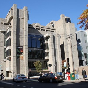 Yale University Paul Rudolph Hall Renovations