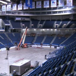 XL Center Renovation