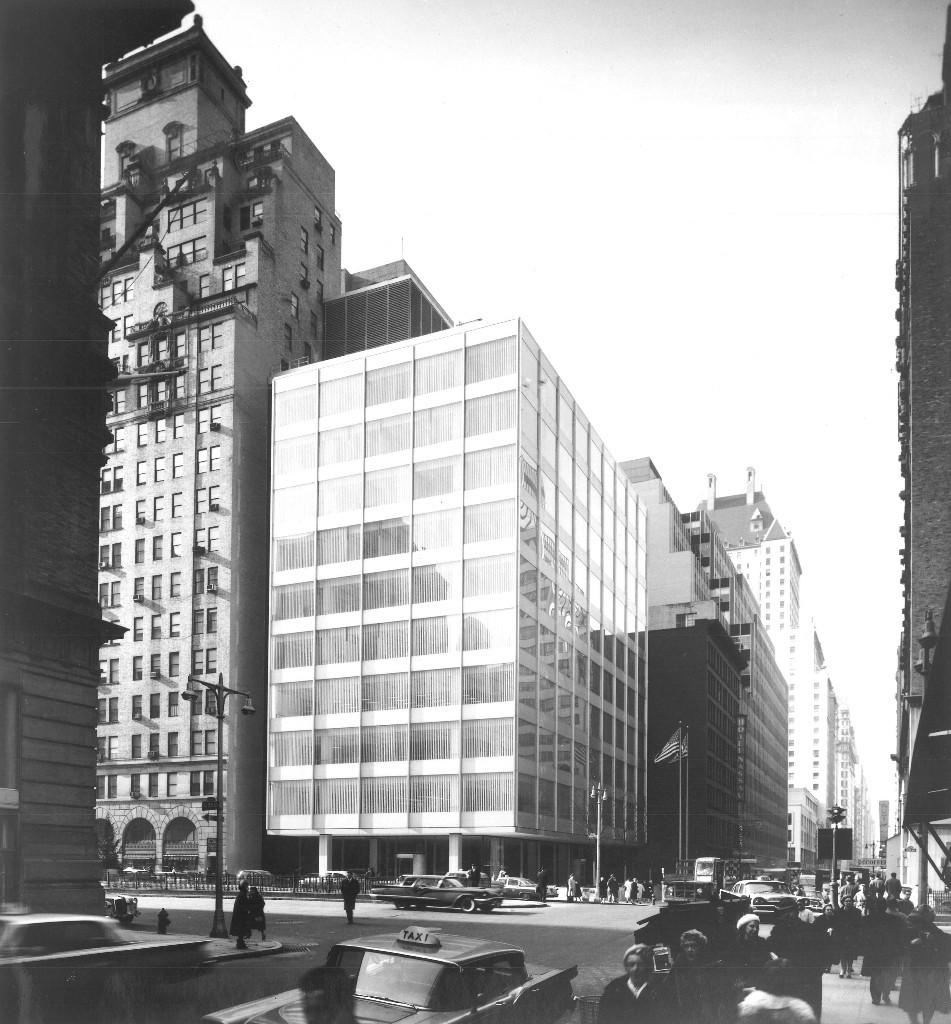 Pepsi-Cola Corporation World Headquarters Building | Severud