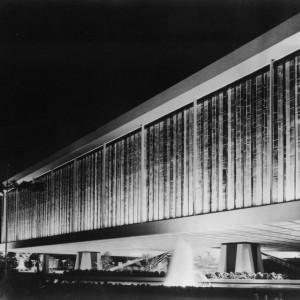 1964 World Fair Pavillion