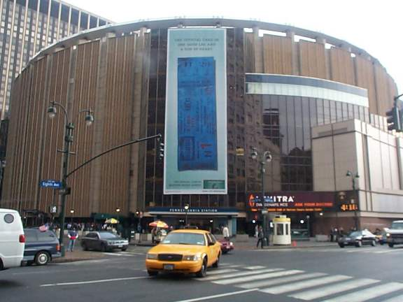 Madison Square Garden, New York, NY