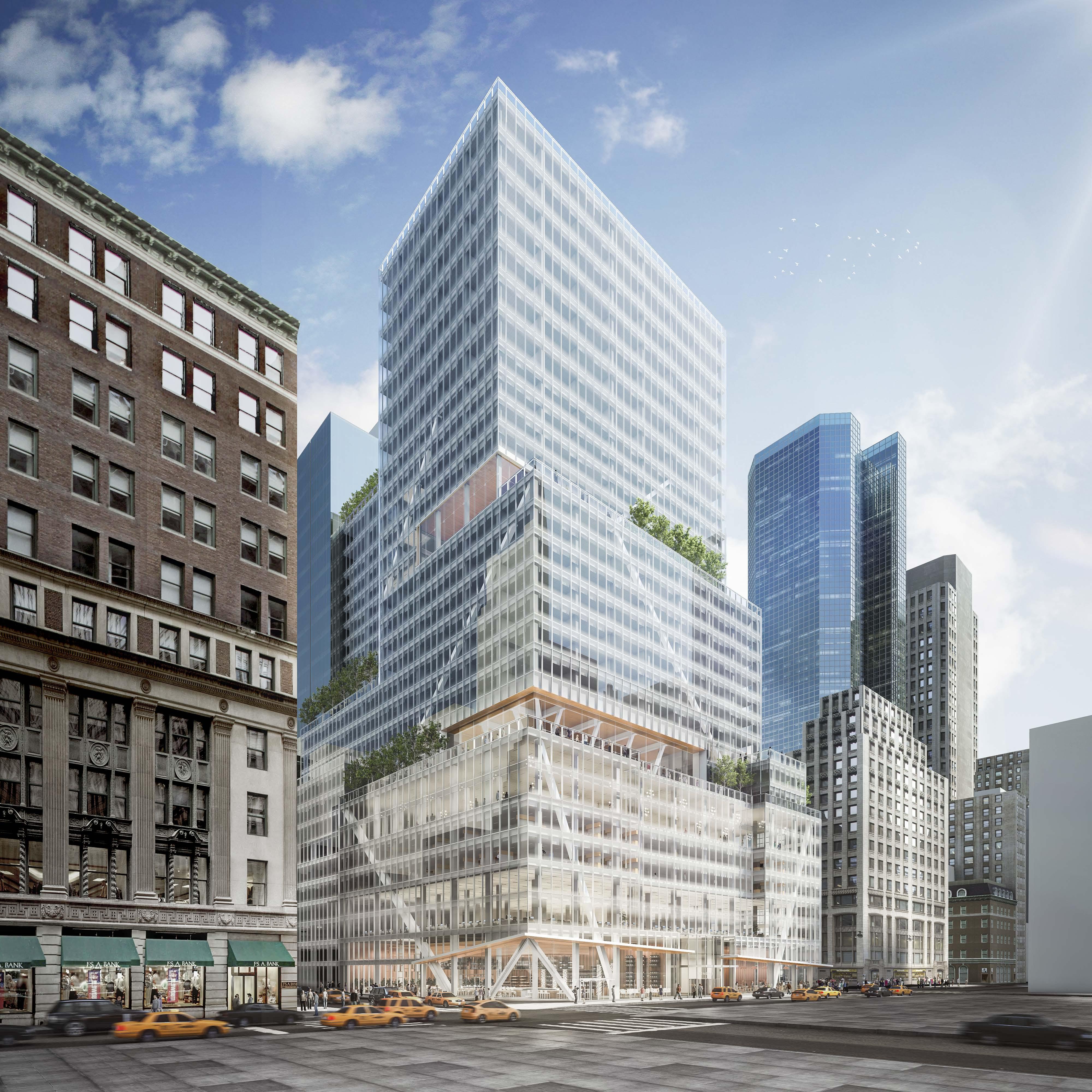 390 Madsion Avenue, New York, NY
